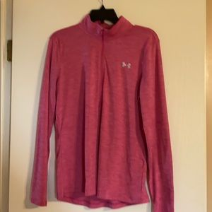 Under Armour zip up pullover